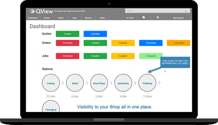 QView Dashboard